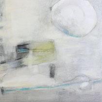 Fernes Licht, 100 x 80 cm