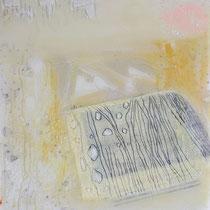 Lichtspiele I, 50 x 50 cm