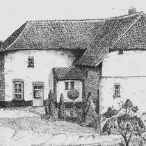 KERKSTRAAT Kostershuis / kapelanie