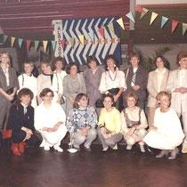Jubileum 25 jaar Albatros 1965 bij Dancing Driessen