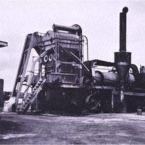 ENSINK asfaltmolen 1957