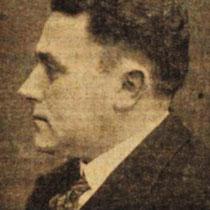 Beschermheer burgemeester H. J. Starmans