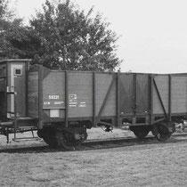 In de tijd dat de remmers in de huisjes zaten, was iedere 3e wagon een wagon met remmer