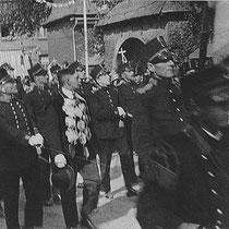 1936 Processie stationsstraat