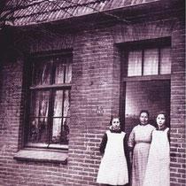 "Familie Florax in ""Terziepe"" in 1916"