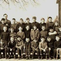 Klassenfoto Klas 3 en klas 5 1963 - 1964