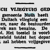 17 - 9 - 1937 Het Vaderland