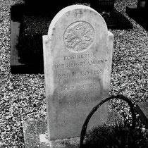 P.H.M. Koten gesneuveld op 10 mei 1940 in Maastricht, bij de spoorbrug locatie   De soldaat Koten behoorde tot een lichte mitrailleurgroep bij de spoorbrug in het noorden van Maastricht, nabij het verbindingskanaal. Deze kreeg versterking van een M.18 zwa