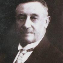 Leo Hermans, vader van René en oud hoofd der school *3 januari 1863 - †15 februari 1937