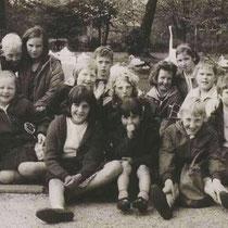 Klassenfoto 1962 - 1963