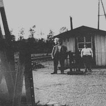 """...en in """"Lui"""" (Kathagen) waardoor de spoorwegwachter Souren, werkeloos werd."""