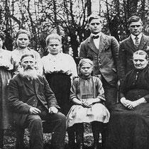 De familie Kleintjens - Duyzing