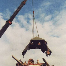 In 1993/94 volgde een grondige restauratie door de fa. Adriaens,