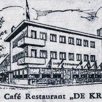 STATIONSTRAAT Hotel 'De Kroon'