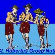 """Op 23 april 1945 werd de St. Hubertusgroep officieel opgericht.   Dat was de geboorte van de """"verkennerij"""" in Nuth"""