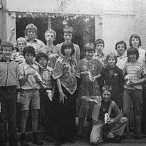 Klassenfoto klas 5/6 1975 - 1976