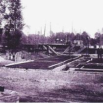 Nieuwbouw van 20 woningen aan de Reijmersbekerweg in 1921