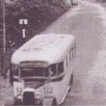 ....waarna ze bij terugkeer op het station ongewassen door Sjeng Bruls met zijn bus.....