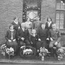 Familie Hendrixc in 1932