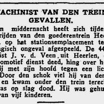 27 - 7 - 1934 Het Vaderland