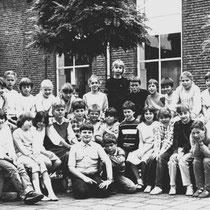 Klassenfoto klas 4 1984 - 1985