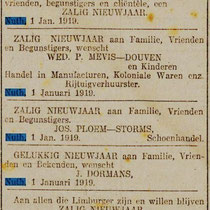 31 - 12 - 1918 Limburger Koerier