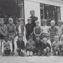 Klassenfoto 1e klas 1971 - 1972