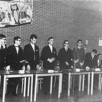 "Studentenvereniging ""Frassati"" in 1964"