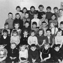 Schooljaar 1961 - 1962