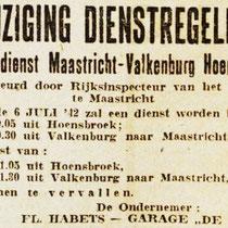 4 - 7 - 1944 Limburgsch Dagblad