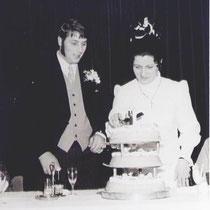 Huwelijk Wiel Deks - Truus Drissen  Met dank aan Wiel Derks