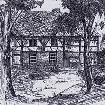 Kapelanie bij de kerk 1598 - 1932
