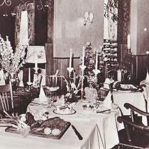 De orangerie stamt ook uit die tijd  Tegenwoordig is het in gebruik als woning