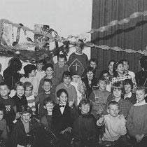 Klassenfoto klas 5&6 1986 - 1987