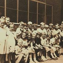 Klassenfoto 1953 - 1954