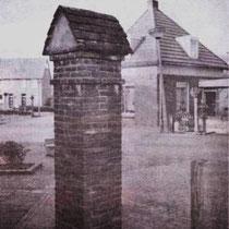 In 1914 stond een waterpomp in Terziepe, deze was met de komst van het waterleidingnet, in 1928 aangelegd door de firma America uit Nuth, overbodig geworden en gesloopt/gedempt