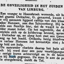 24 - 11 - 1923 Het Vaderland