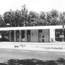 In 1991 werd het stationsgebouw vervangen door een nieuw, klein gebouwtje.