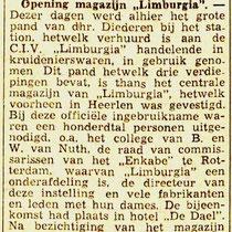 LIMBURGS DAGBLAD 25-10-1955