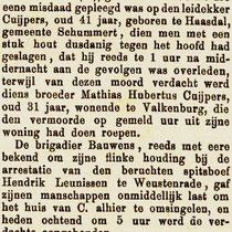 20 - 8 - 1898 Tilburg Courant