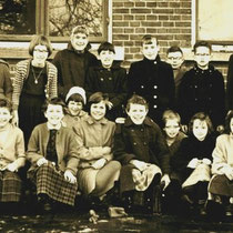 Klas 6 1958 - 1959