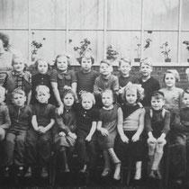 Klassenfoto 1952 - 1953