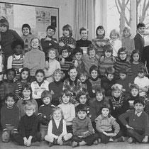 Klassenfoto 1971 - 1972