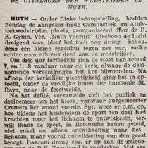 Omdat De Jonge Werkman ophield te bestaan werd de vereniging rond 1939 volledig zelfstandig en in 1945 is er zelfs sprake geweest van een fusie met de voetbalvereniging Minor