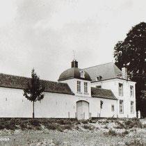 Het huis was het landhuis van een rijke Maastrichtse familie