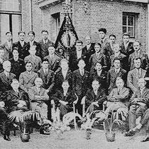 """Op 12 november 1944 werd Zangvereniging """"Orpheus"""" Nuth als mannenkoor opgericht"""