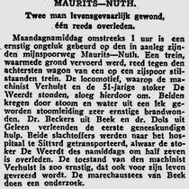 5 - 8 - 1931 Het Vaderland