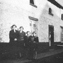 Familie Ploem wonend op de Nieuwenhof/Nuinhof