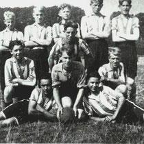 RKSV Minor Kampioen 1e Klasse 1933 - 1934