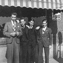 Crijns Fietsen vóór 1936